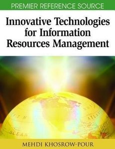 Innovative Technologies for Information Resources Management