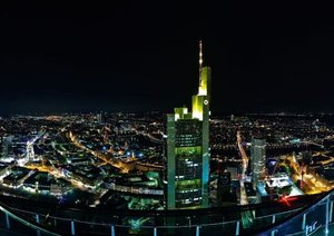 Frankfurt am Main (Posterbuch DIN A3 quer)