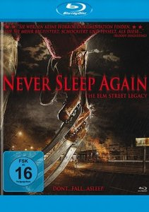 Never Sleep Again-Blu-ray Disc