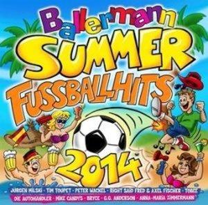Ballermann Summer-Fußball Hits 2014