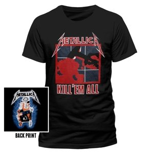 Kill Em All (T-Shirt,Schwarz,Größe L)