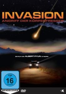 Invasion-Angriff der Körperfresser