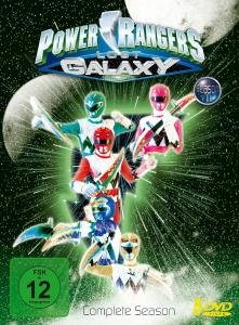Power Rangers - Lost Galaxy