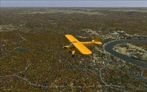 Ground Enviroment X: North America World Edition (für Flight Sim