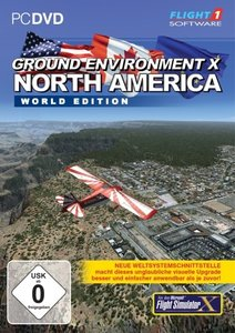 Ground Enviroment X: North America World Edition (für Flight Sim