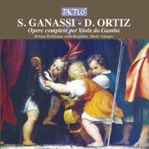 Sämtliche Werke Für Viola da gamba (GA)