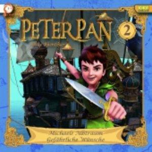 Peter Pan 02: Michaels Albtraum / Gefährliche Wünsche
