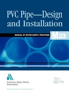 PVC Pipe Design and Installation (M23): M23