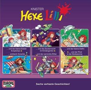 Hexe Lilli 6 verhexte Geschichten Box