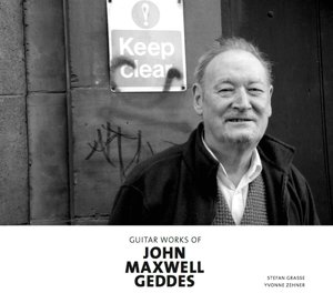 Guitar Works by John Maxwell Geddes