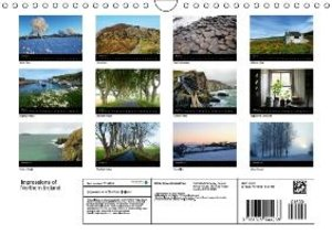 Impressions of Northern Ireland (Wall Calendar 2015 DIN A4 Lands