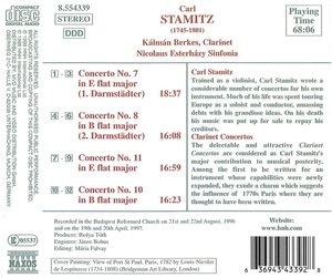 Klarinettenkonzerte Vol.2