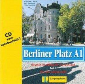Berliner Platz A1 - Audio-CD zum Lehrbuchteil A1, Teil 2