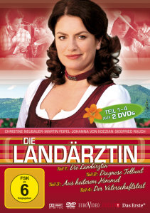 Die Landärztin Box (DVD)