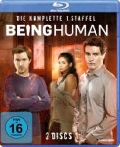 Being Human-Die komplette 1.Staffel (Blu-ray)
