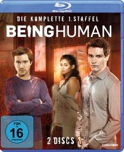 Being Human-Die komplette 1.Staffel (Blu-ray)