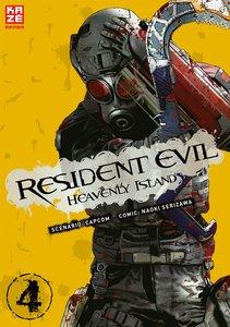 Resident Evil - Heavenly Island 04