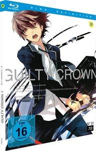 Guilty Crown - Box 1