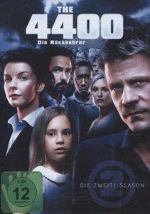 The 4400 - Die Rückkehrer, Season 2 (4 Discs, Multibox)