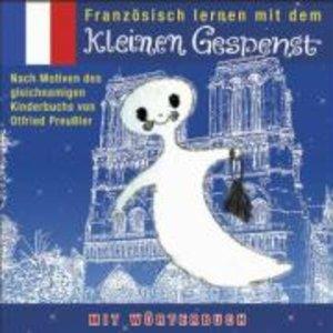 Französisch lernen mit dem kleinen Gespenst. CD