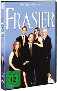 Frasier - Season 4 (4 Discs, Multibox)