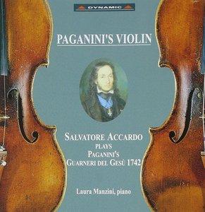 Paganinis Violine