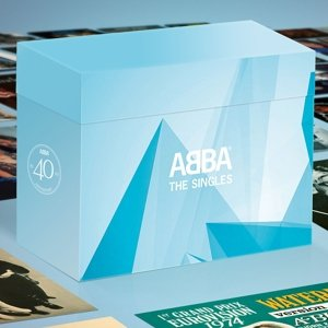 "Abba-Singles Box (40 X 7"" Vinyle,Ltd.Edition)"