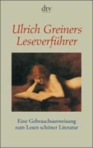 Ulrich Greiners Leseverführer