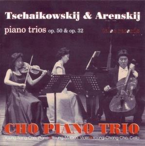 Klaviertrios op.50+32