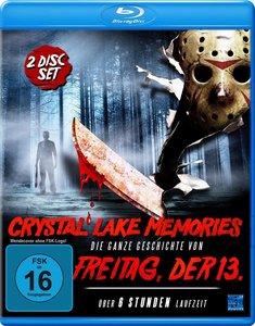 """Crystal Lake Memories - Die ganze Geschichte von """"Freitag der 13"""
