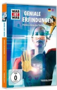 Was ist was DVD: Geniale Erfindungen. Meilensteine der Technik