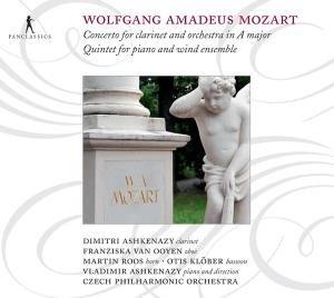 Klarinettenkonzert KV 622/Klavierquintet