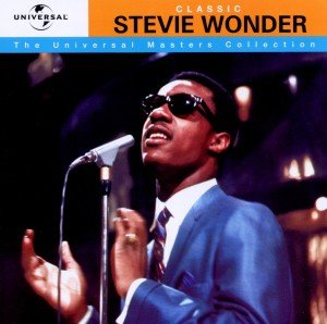 Classic Stevie Wonder-The Universal Masters Coll