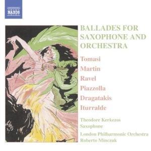 Balladen F.Saxophon U.Orch.