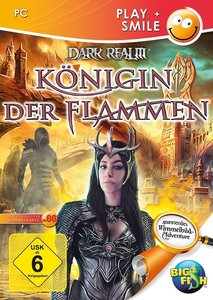 PLAY+SMILE: Dark Realm - Königin der Flammen (Wimmelbild)