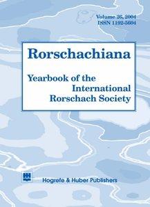 Rorschachiana XXVI