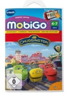 VTech 80-251804 - MobiGo Lernspiel: Chuggington