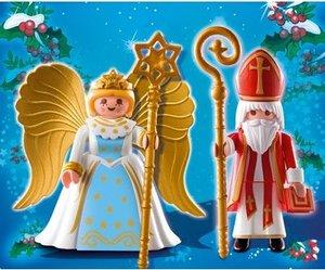 PLAYMOBIL® 4887 - Nikolaus und Christkind