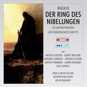 Der Ring Des Nibelungen-MP3 (GA)