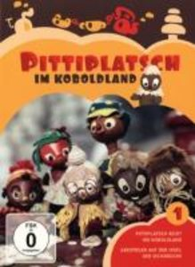 Pittiplatsch 01. Pittiplatsch im Koboldland