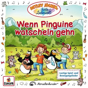 Wenn Pinguine watscheln gehn