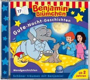 Benjamin Blümchen. Gute-Nacht-Geschichten 17. Mondgeschichten