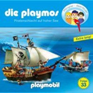 Die Playmos 33. Piratenschlacht auf hoher See