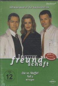 In aller Freundschaft - Die 10. Staffel, Teil 2