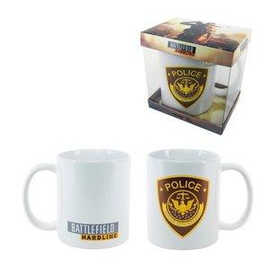 Battlefield Hardline Kaffeetasse - Police