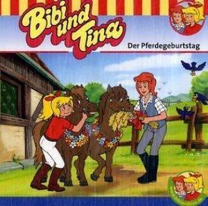 Bibi und Tina 27. Der Pferdegeburtstag. CD