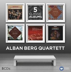 Alban Berg Quartett-5 Classic Albums