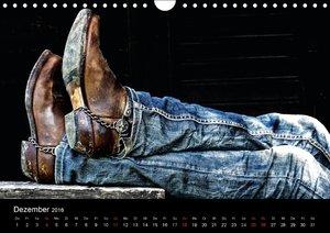 Western Art (Wandkalender 2016 DIN A4 quer)