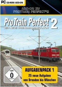 Pro Train Perfect 2 - Aufgabenpack 1