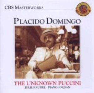 Placido Domingo: The Unknown Puccini Songs